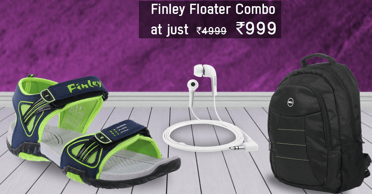 Floater Deal Combo Just Rs.999
